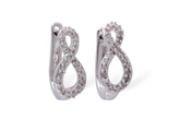 G221-10616: EARRINGS .19 TW