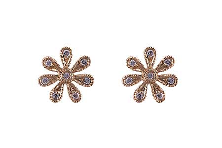 H219-36071: EARRINGS .09 TW